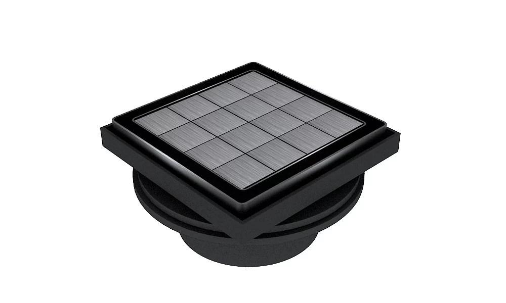 square drain tile insert