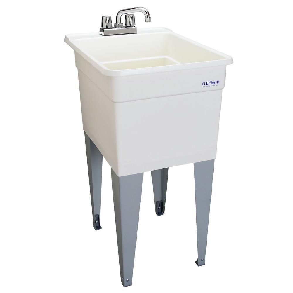liltub laundry tub single 18 in wide