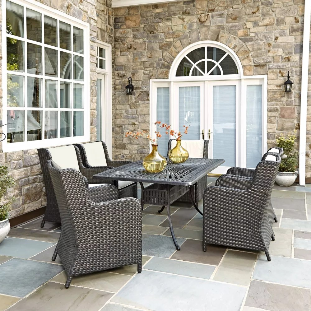 home styles largo 7-piece patio