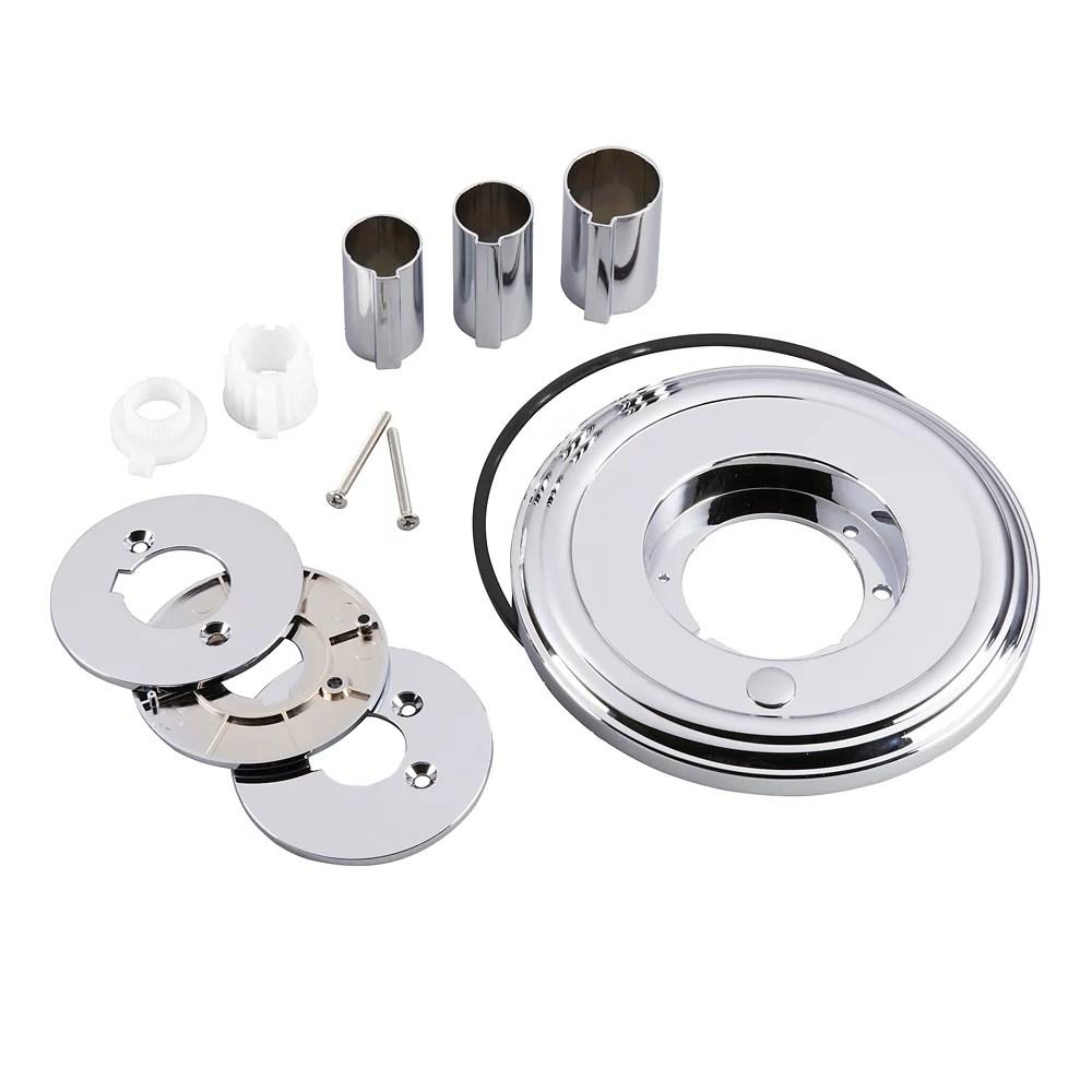 delta tub shower trim kit