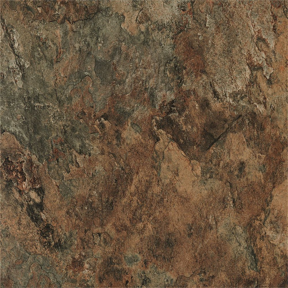 12 inch x 12 inch morocco slate peel and stick vinyl tile flooring 30 sq ft case
