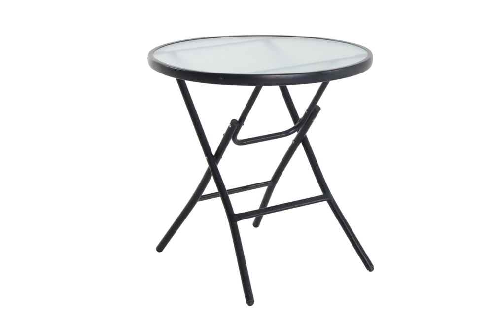 28 inch folding patio bistro table