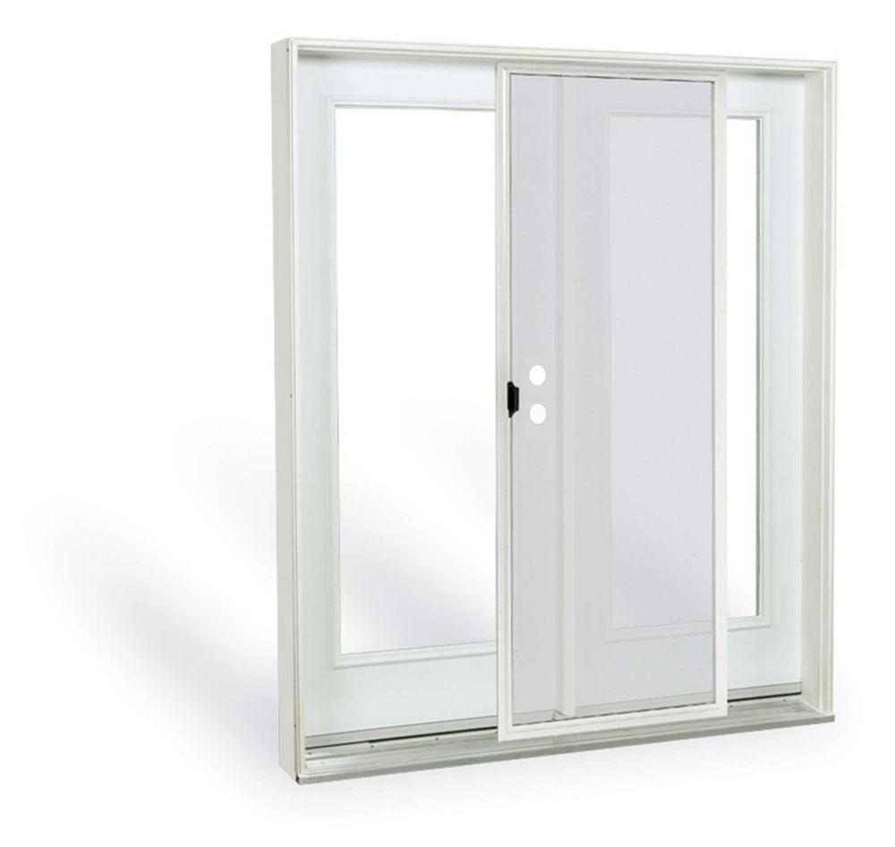 6 ft 1 lite low e argon filled glass left hand inswing french door patio door 4 9 16 east