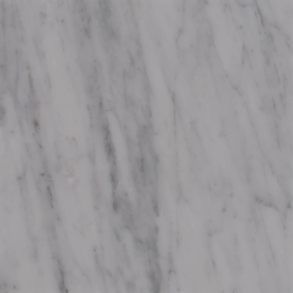 carrara white 18 inch x 18 inch polished marble floor and wall tile 11 25 sq ft case