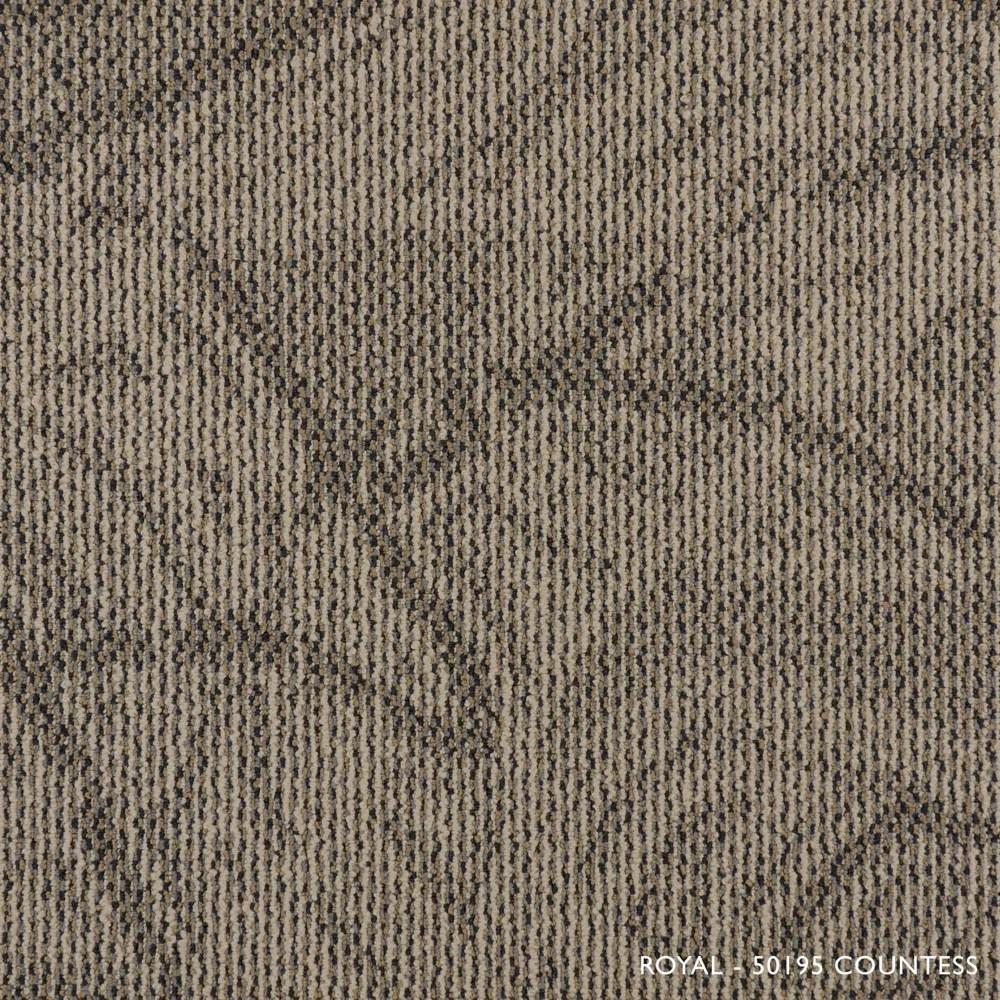 royal countess modular carpet tile 21 53 sq ft case