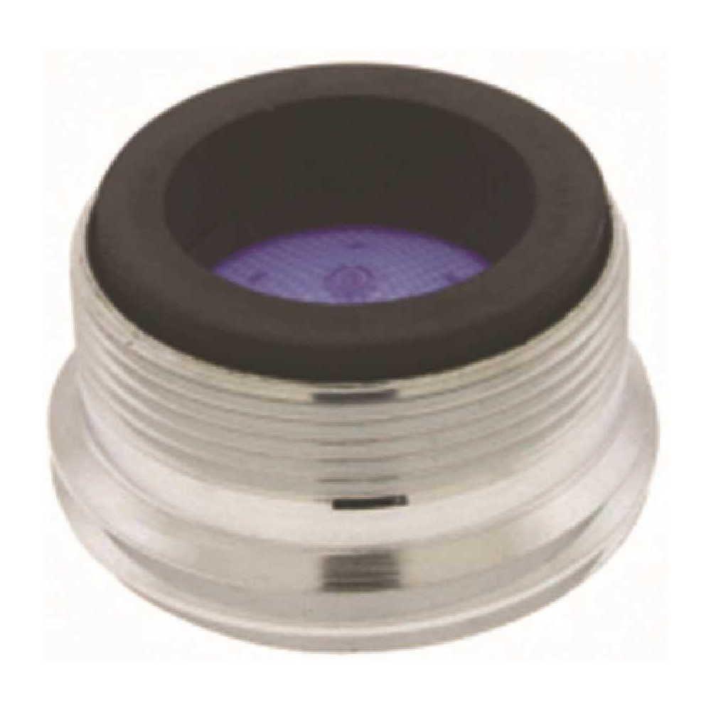 hose adapter dual thread 15 16 inch 27 x 55 64 inch 27 x male 3 4 inch lead free