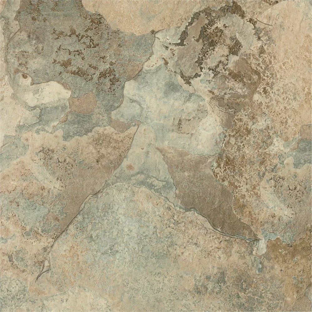 12 inch x 12 inch beige stone peel and stick vinyl tile flooring 30 sq ft case