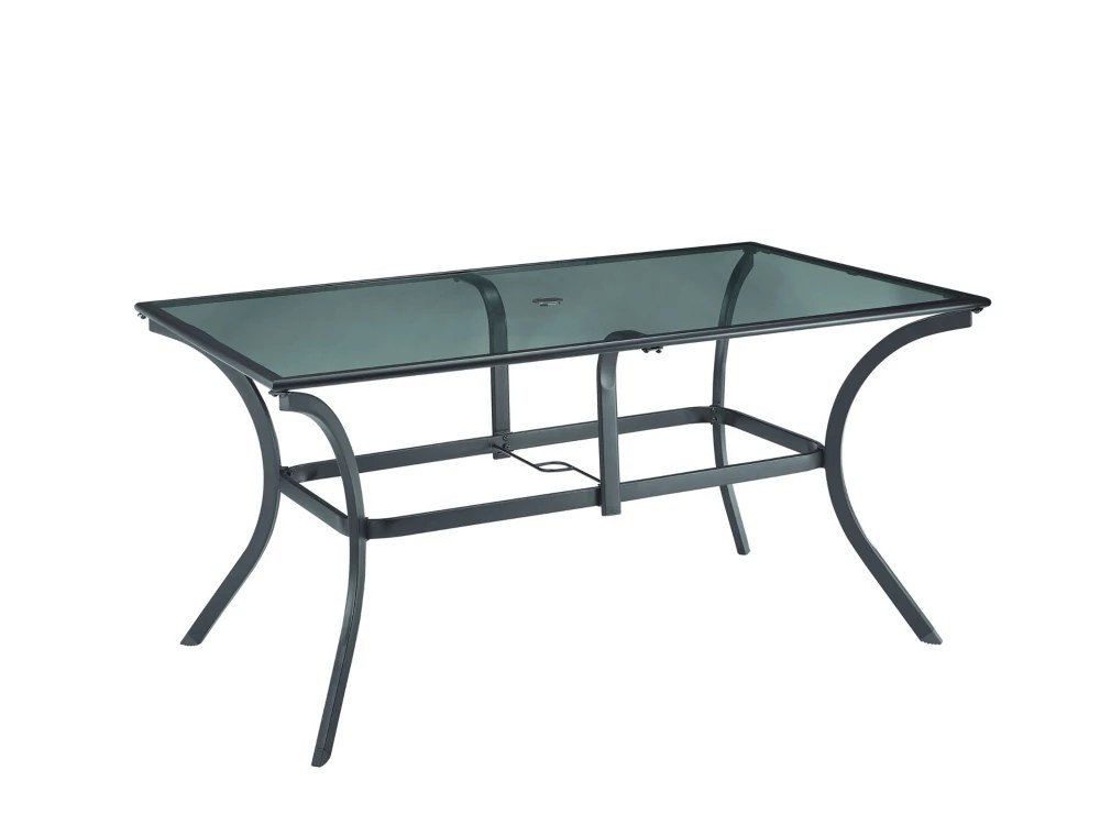 mix match 38 inch x 60 inch patio dining table