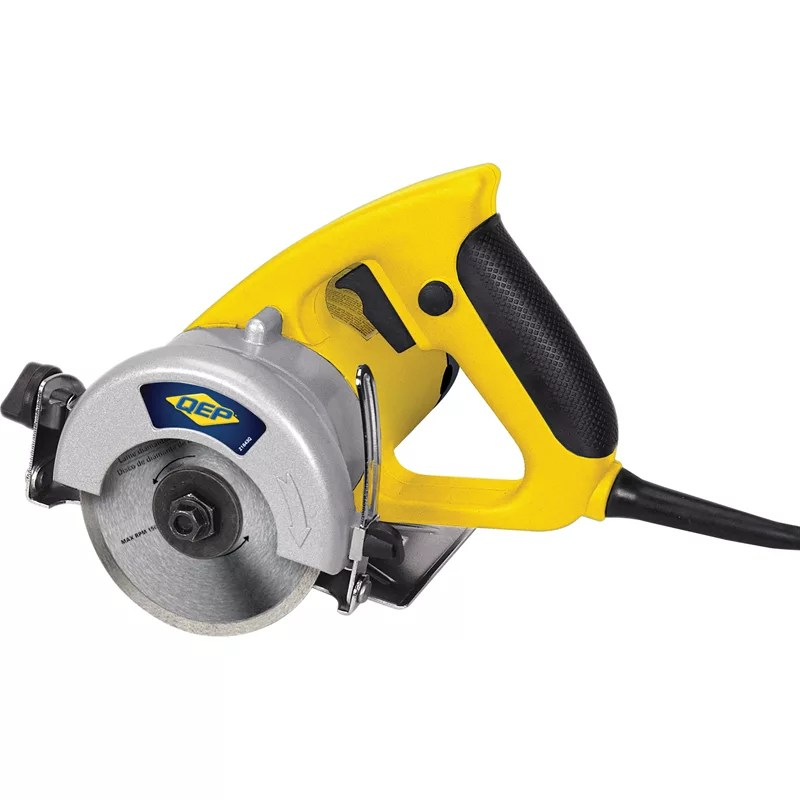 1 5 hp professional handheld tile saw with wet dry 4 inch diamond blade