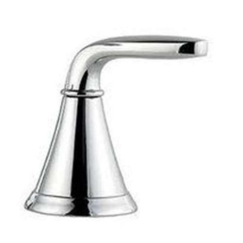 940 028a bathroom faucet handle in polished chrome