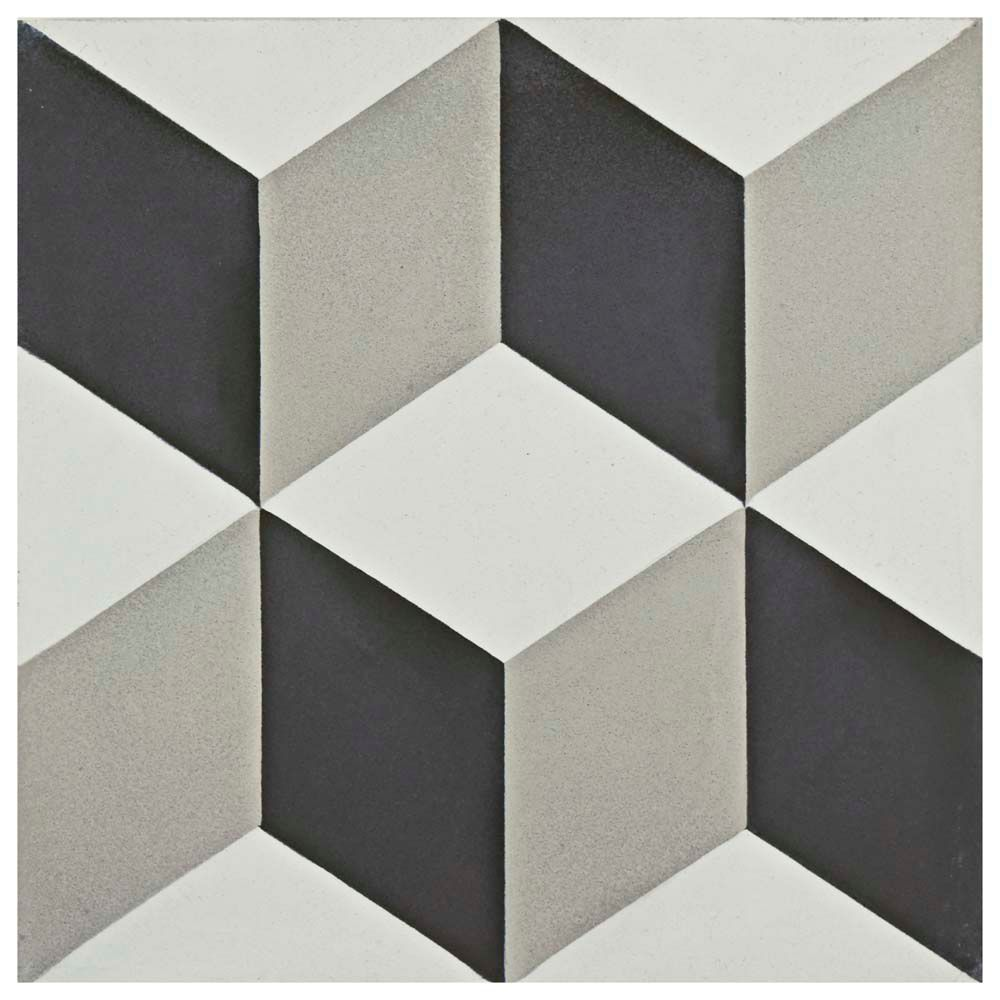 cemento lloyd classic 7 7 8 inch x 7 7 8 inch cement handmade floor and wall tile 5 5 sq ft case