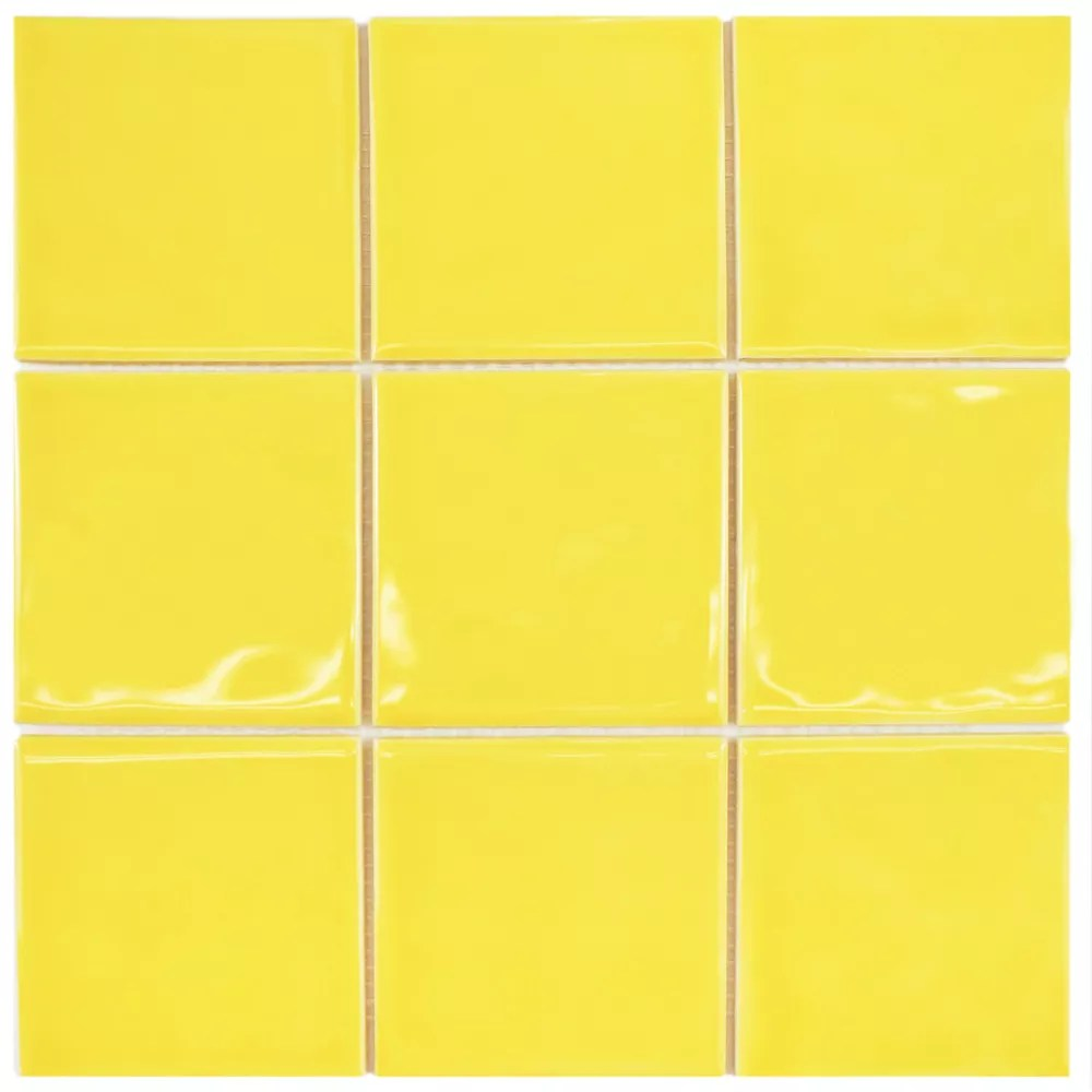 yellow ceramic tile the home depot canada