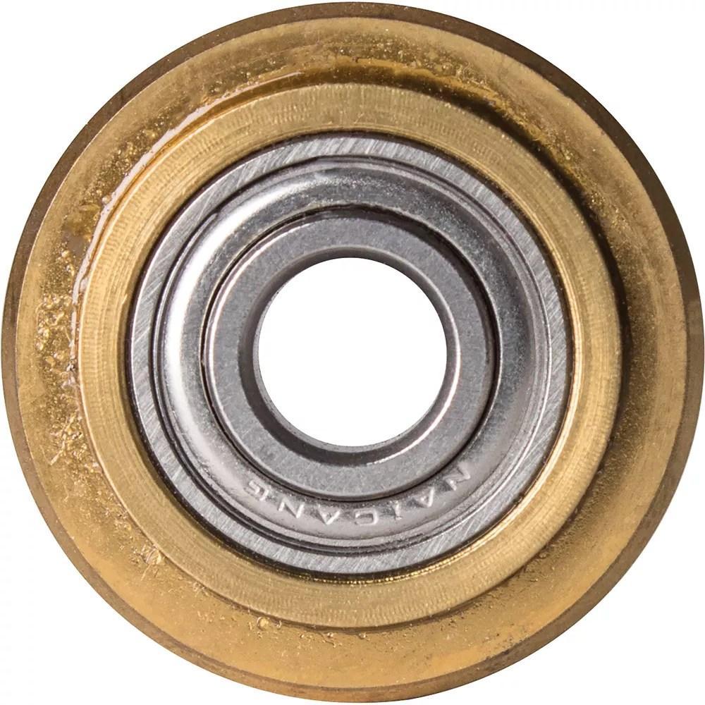 7 8 inch titanium coated cutting wheel