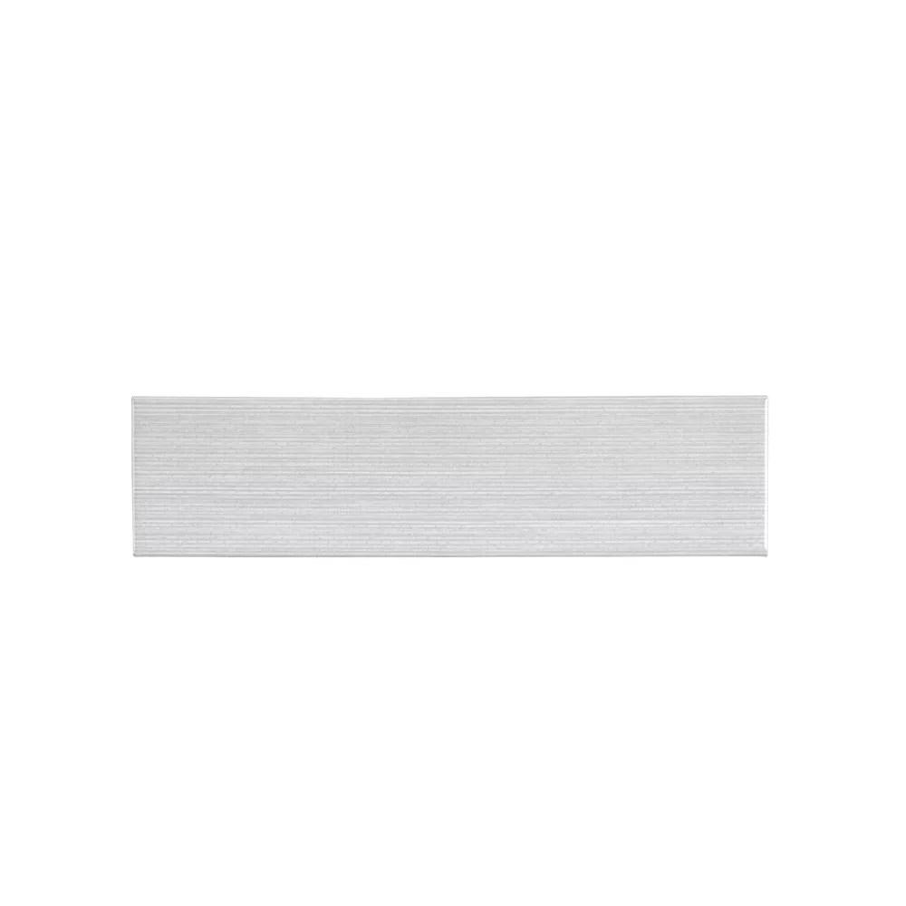 carrelage mural en ceramique brillante lin gris clair 3pox12po 10 75 pi2 caisse