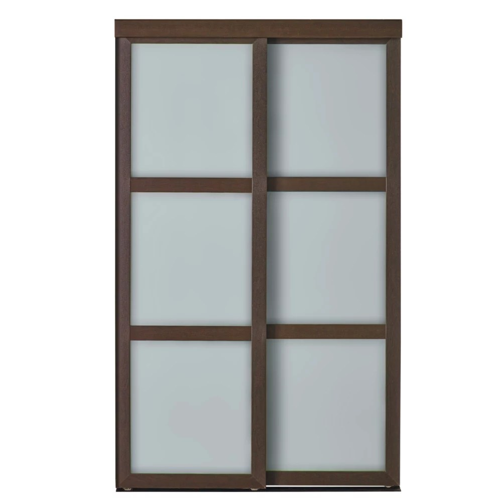 Indoor Studio 3 Lite Indoor Studio 60 Po X 80 5 Po Porte Placard En Cadre Mdf Avec Fini Vi Home Depot Canada