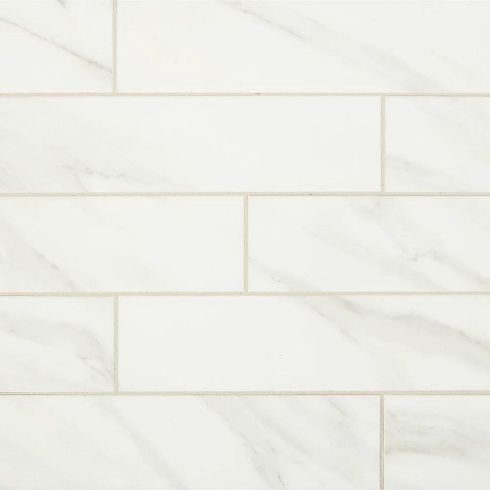 dal tile selwyn bianco calacatta glossy