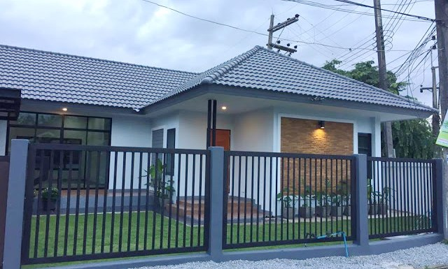 Home Design 15×16 meters