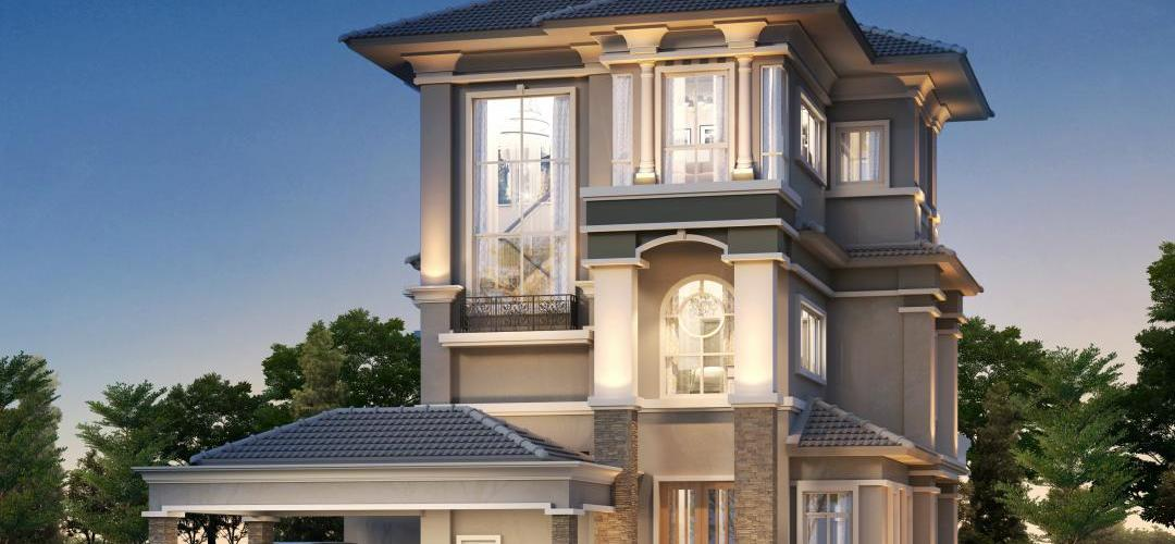 315 square meters Home 4 bedrooms