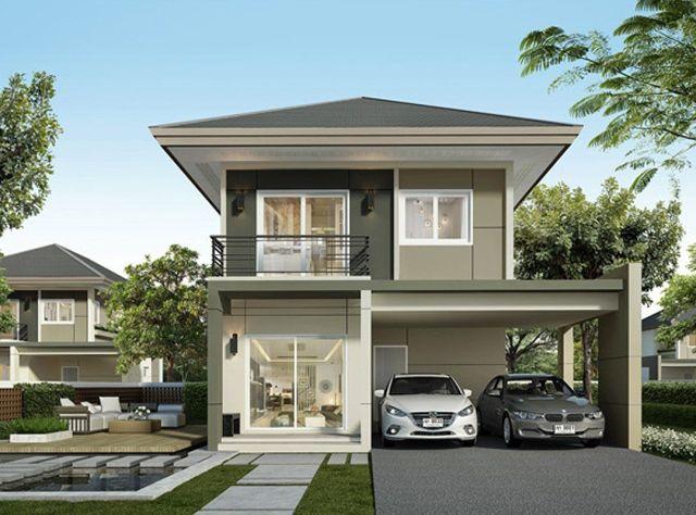 2-Storey Single Detached House 164 Sq.M