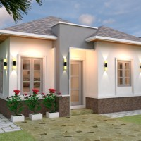 House Plans 7x10 with 3 Bedrooms Full plans