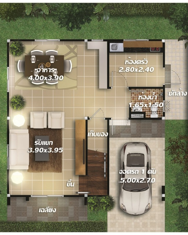 House Design Plans 8x8 With 3 Bedrooms Home Ideas