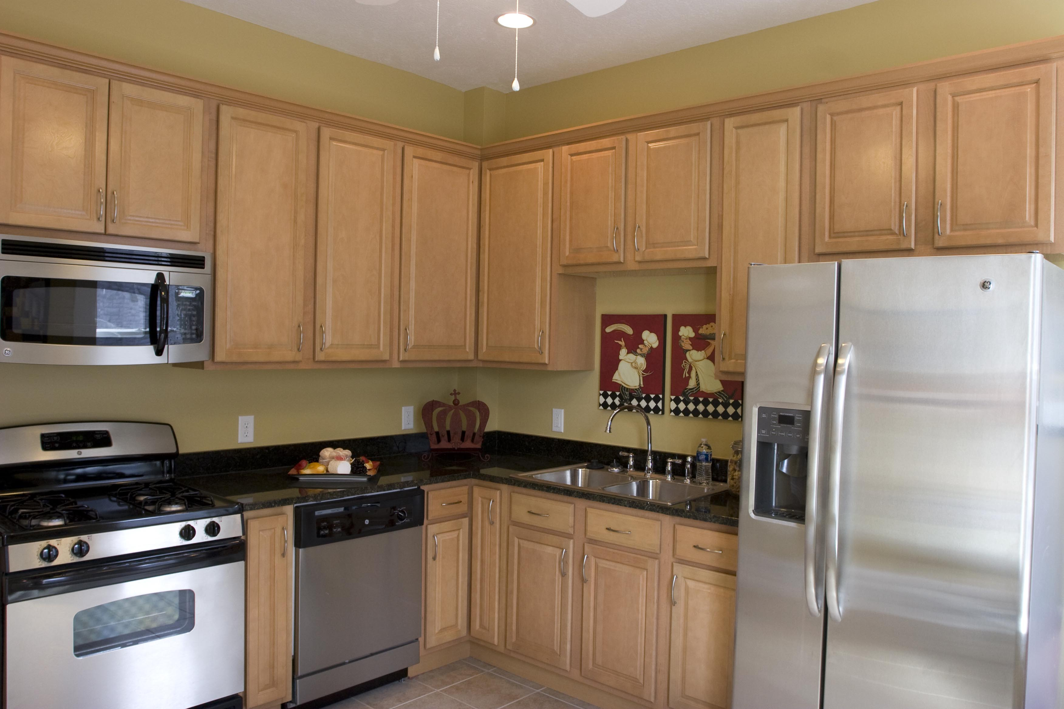 Kitchen Furniture Interior Amish Kitchen Cabinets Untreated