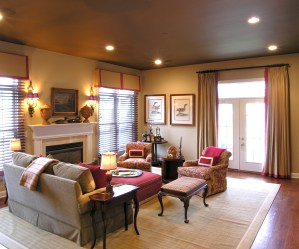 room paint living colors ceiling interior brown scheme bedroom colored warm ceilings dark schemes rooms dining walls furniture painting wall