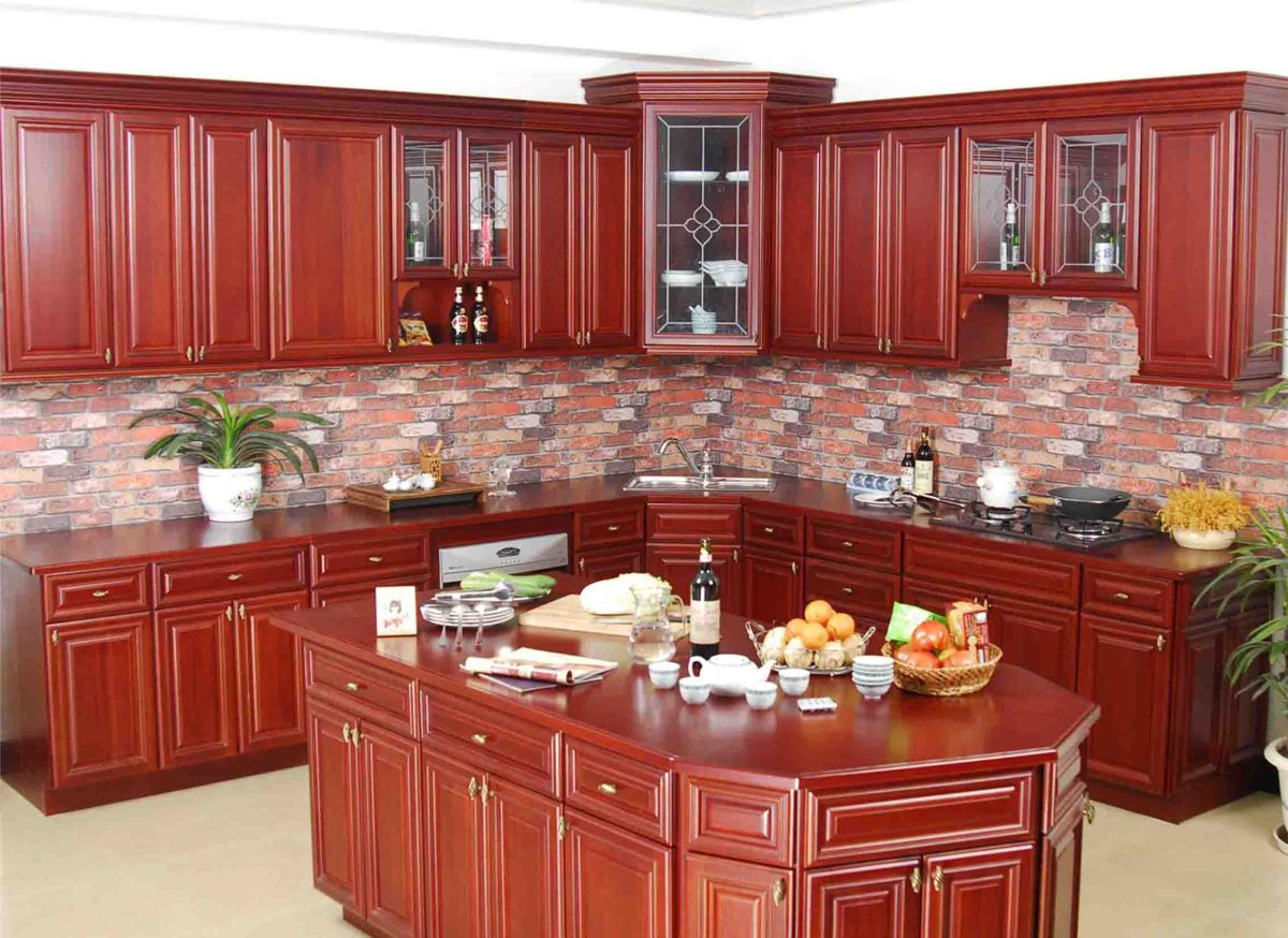 Interior Furniture Kitchen Cabinet Outlet Traditional