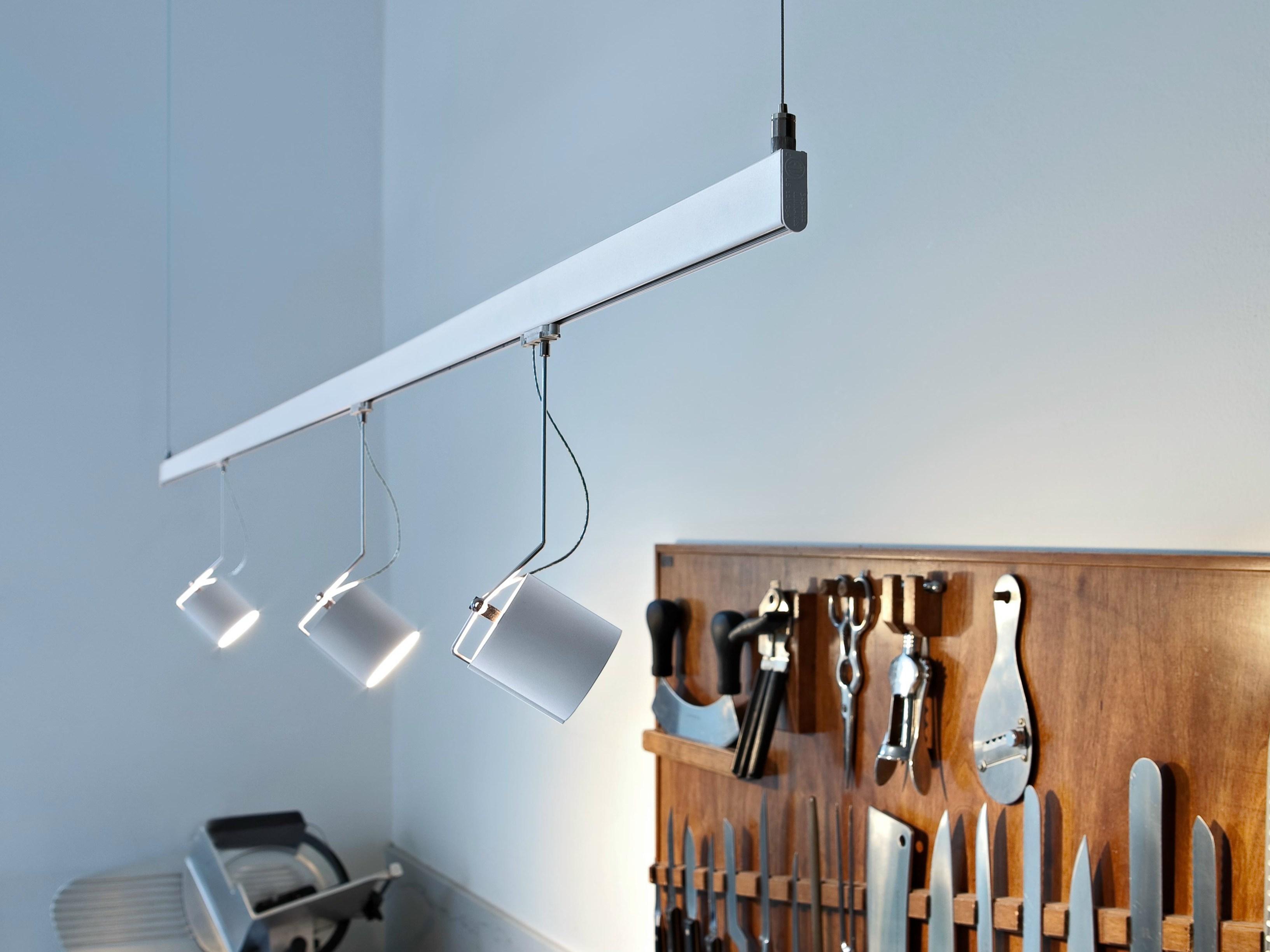 Interior Led Light Led Aluminium Track Best Track Lighting