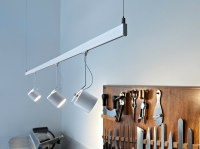 Interior Led Light Led Aluminium Track Best Track Lighting