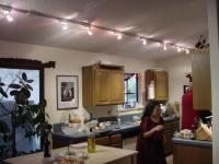 Interior Spot Lighting Delectable Pleasant Kitchen Track ...