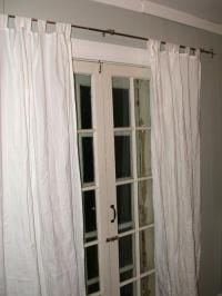 Choosing Curtains For French Doors | Home Interior Design Blog
