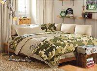 Military Themed Bedroom Design
