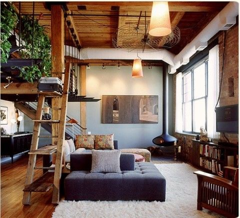 Wohnzimmer Ideen Alt Und Neu