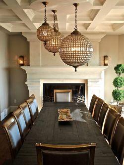 6 Fantastic Light Fixture Inspirations  HomeDesignBoard