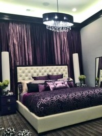 Luxurious Purple Bedrooms
