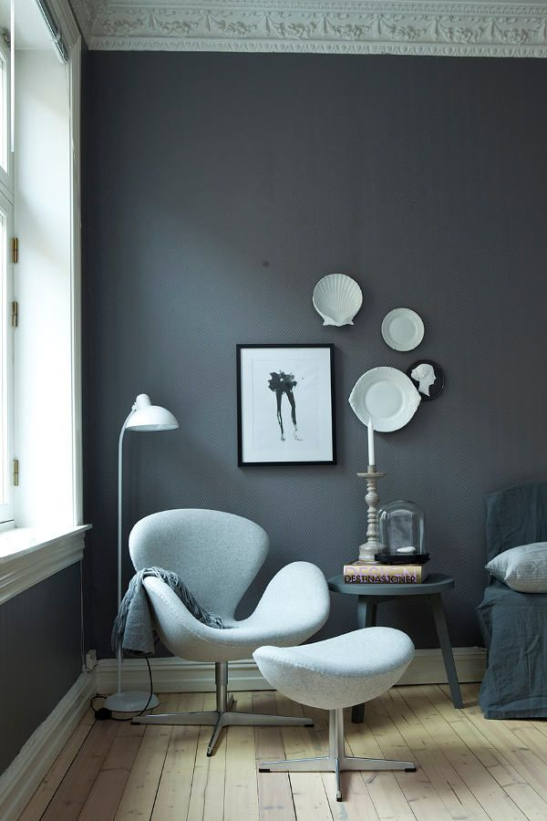 Swan Chair by Arne Jacobsen  HomeDesignBoard