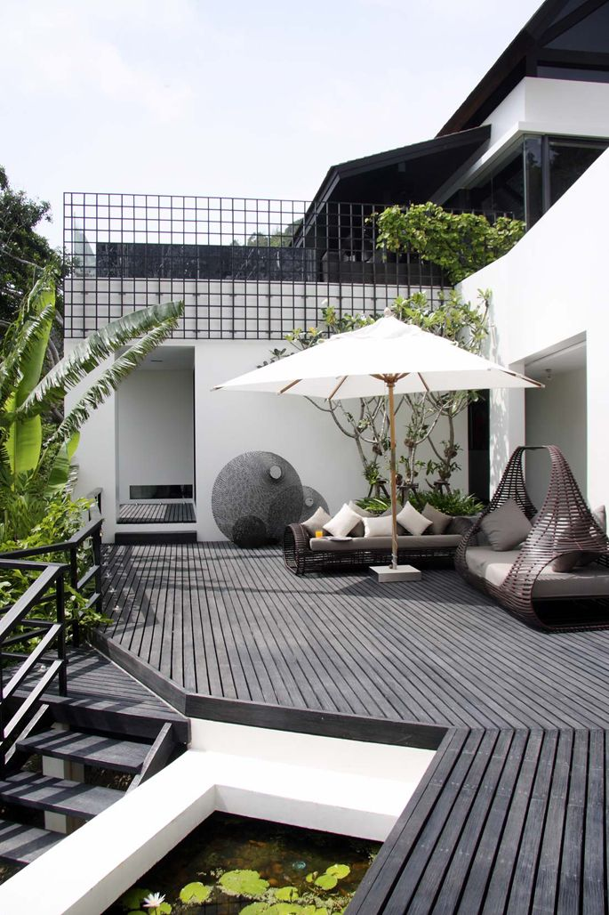 Building a Deck 3 Things You Should Know  HomeDesignBoard