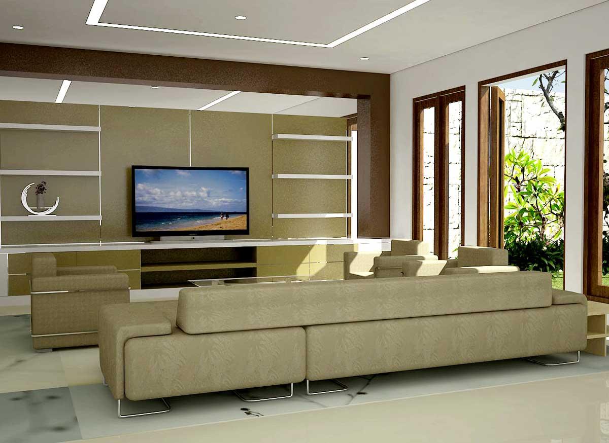 Tips Desain Ruang Keluarga Minimalis Yang Nyaman  Home