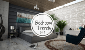 Get Comfortable And Check These  Bedroom Trends For