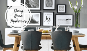 Doing A Dining Room Makeover For ? Not Without Our Help!