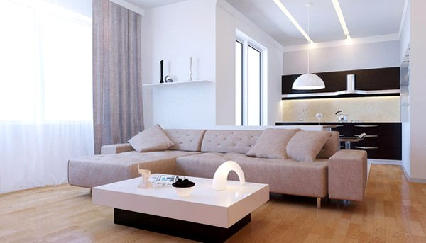 modern minimalist living room how to clean floor tiles 21 stunning designs for a sleek look design