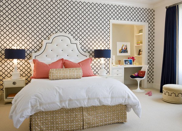 Elegant Child's Bedroom Design