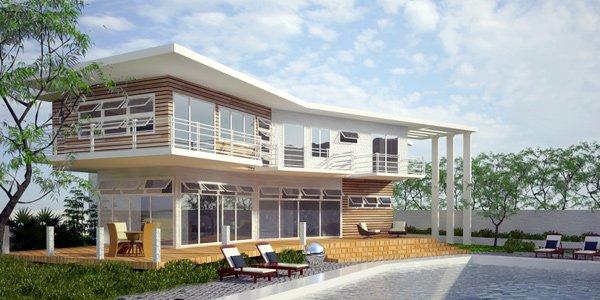 Modern Home Design Features Home Modern