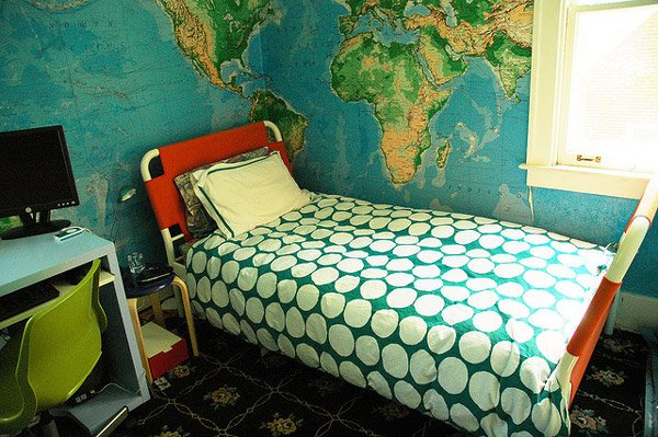 Innovative Child's Bedroom Design