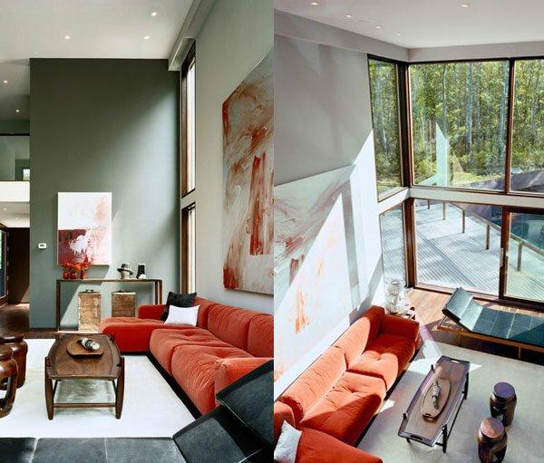 16 Elegant Contemporary Living Rooms  Home Design Lover