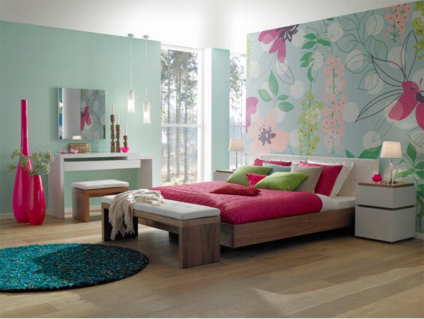 20 Pretty Girls Bedroom Designs  Home Design Lover