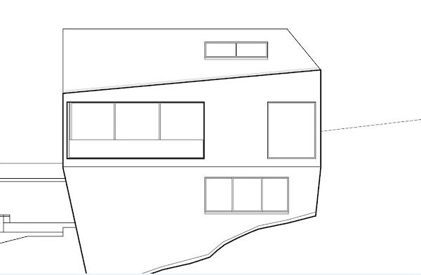 Hill House Sketch Plan