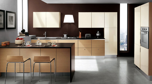 Trendy Kitchen Designs from Italys Scavolini  Home