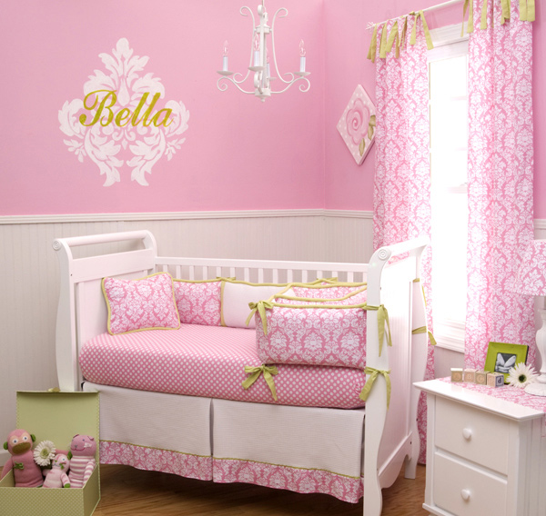 15 Pink Nursery Room Design Ideas for Baby Girls